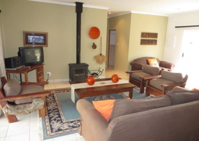 Cottage 5 - Lounge