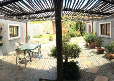 Main House - Courtyard