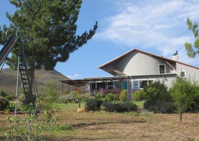 Main House - Garden