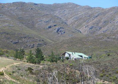 Main House - Location