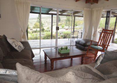 Main House - Living Area